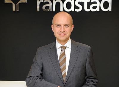Randstad Türkiye Genel Müdürü Altuğ Yaka