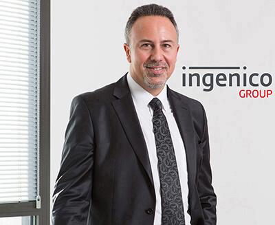 Ingenico Türkiye ve Ortadoğu Genel Müdürü Alpay Sidal
