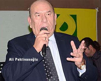 Ali Pehlivanoğlu