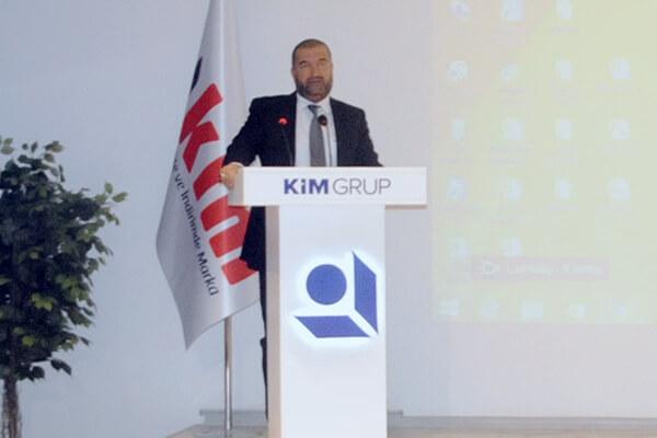 Ercan Ersan Kim Market Genel Müdürü
