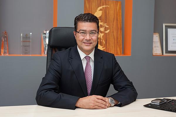 Mondi Tire Kutsan CEO'su Hakan Tiftik