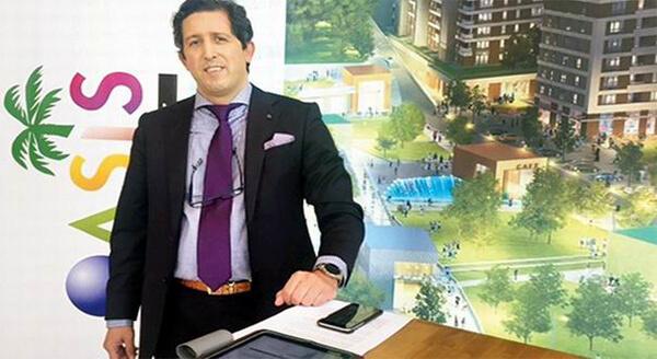 Nurol GYO Genel Müdürü Samim Hatipoğlu