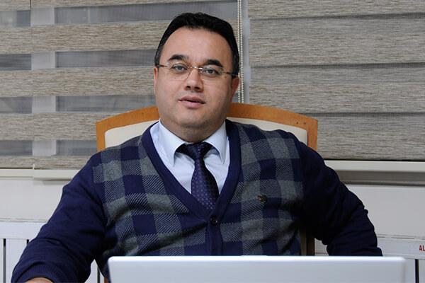 Kim Grup Satınalma Direktörü Ahmet Yıldız