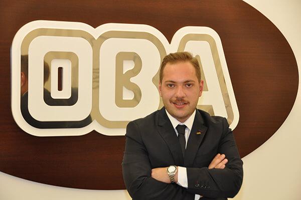 OBA Makarna CEO'su Alpaslan Özgüçlü