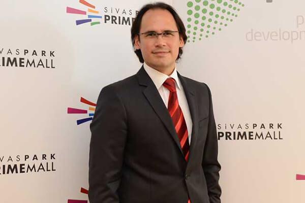 Primemall Development CEO'su Artuğ Çetin