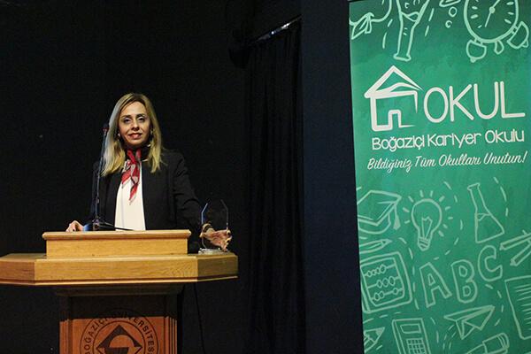 Saray Muhallebicisi İnsan Kaynakları ve İş Geliştirme Direktörü Ayşegül Baltacı Tezel