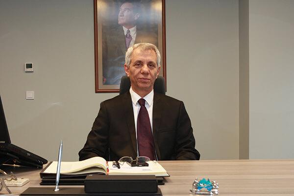 POS A.Ş. Genel Müdürü Feridun Yuğaç
