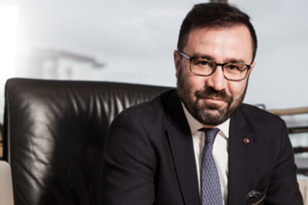 TAB Gıda Genel Müdür Yardımcısı Gökhan Asok
