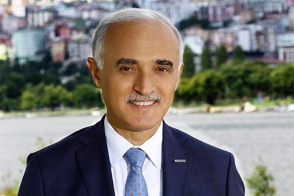 MÜSİAD Genel Başkanı Nail Olpak