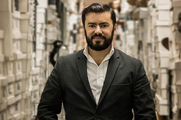 Mecrea CEO'su Sinan Ventura