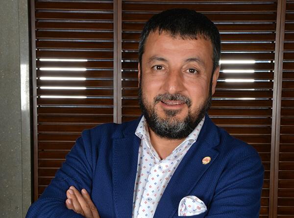 TÜRES Başkanı Ramazan Bingöl