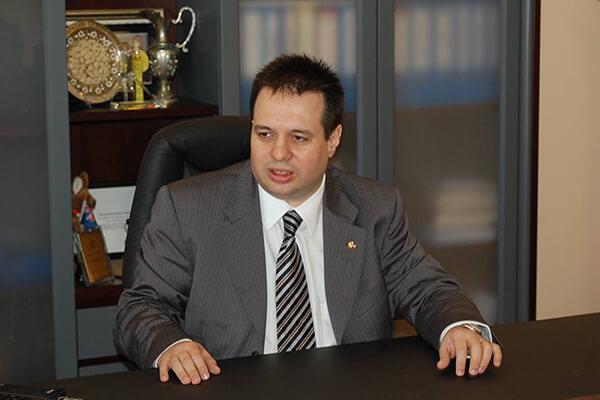 Çanakkale Ticaret Borsası Başkanı S. Kaya Üzen