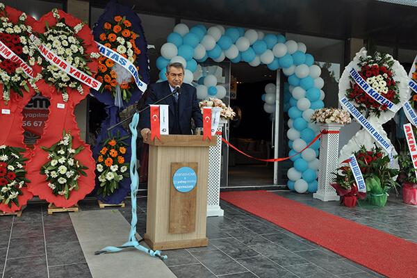 Yataş Grup Yönetim Kurulu Başkanı Yavuz Altop