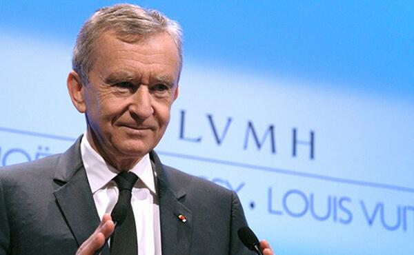 Louis Vuitton (LVMH) sahibi Bernard Arnault