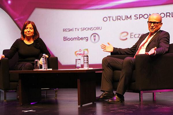 Şölen CEO'su Elif Çoban, Markam Kurucusu ve Marka Danışmanı Güven Borça