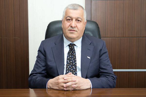 Ulusal Süt Konseyi (USK) Başkanı Harun Çallı,