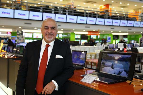 Vatan Bilgisayar Genel Müdürü Hasan Vatan