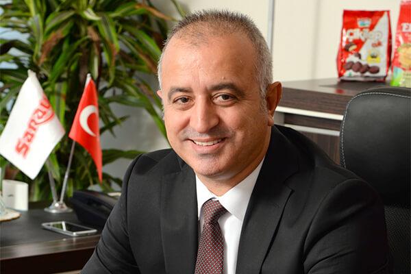 Saray Bisküvi Genel Müdürü Ramazan Sümer