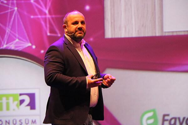 Unilever Dijital Direktörü Yüce Zerey