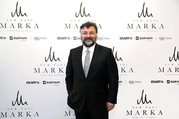 Sur Yapı Yönetim Kurulu Başkanı Z. Altan Elmas