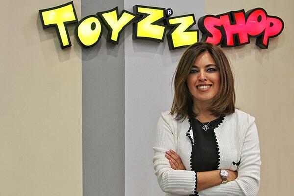 Toyzz Shop Pazarlama Grup Müdürü Didem Özgüven