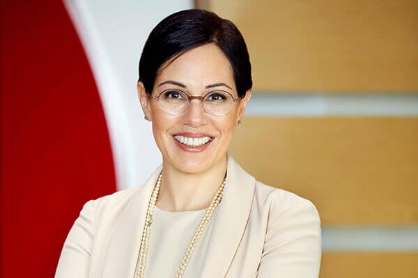 Coca-Cola Global Stratejiden Sorumlu Başkan Yardımcısı Galya Frayman Molinas
