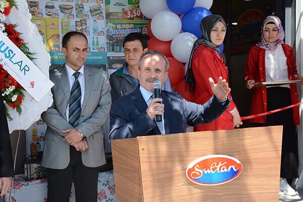 Sultan Gıda Yönetim Kurulu Başkanı Habil Yılmaz