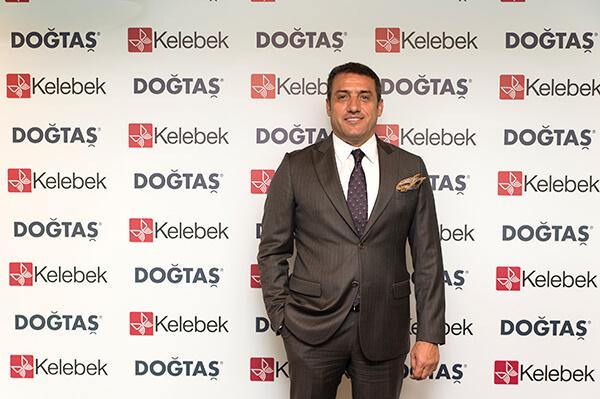 Kelebek CEO'su Ersin Serbes