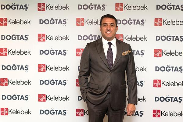 Doğtaş Kelebek CEO'su Ersin Serbes
