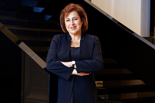 Vakko CEO'su Jaklin Güner