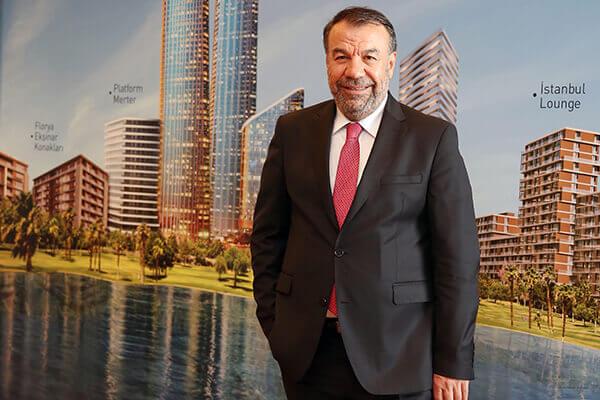 Eroğlu Holding Yönetim Kurulu Başkanı Nurettin Eroğlu