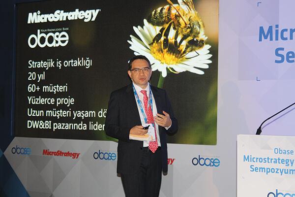 Obase CEO'su Dr. Bülent Dal