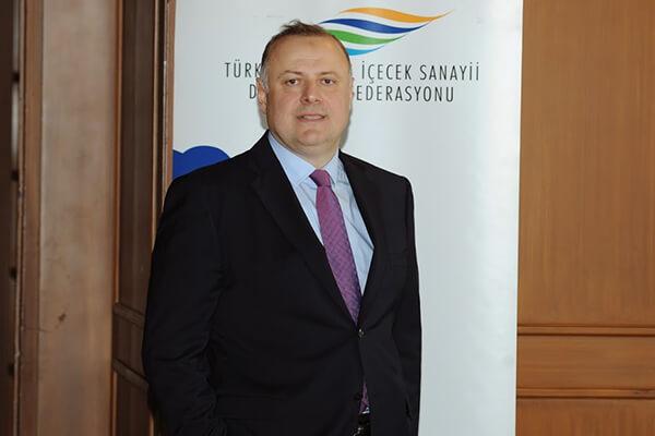 Şekerli Mamul Sanayicileri Derneği (ŞEMAD) Başkanı Şemsi Kopuz