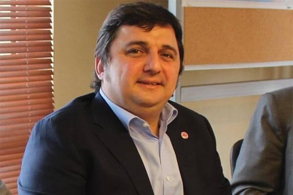 Ulusal Kırmızı Et Konseyi Yönetim Kurulu Başkanı Ahmet Hacıince