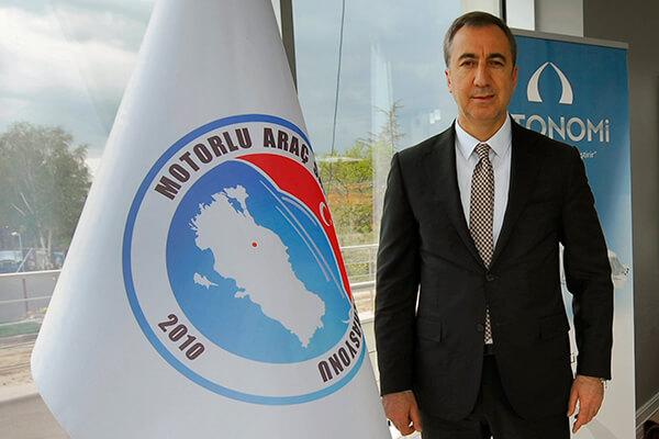 Motorlu Araç Satıcıları Federasyonu (MASFED) ve Başkent Otomobilciler Derneği (BOD) Yönetim Kurulu Başkanı Aydın Erkoç