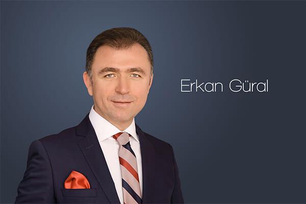 Türkiye Genç İş Adamları Konfederasyonu Genel Başkanı Erkan Güral