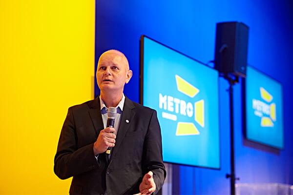 METRO AG Yönetim Kurulu Başkanı Olaf Koch