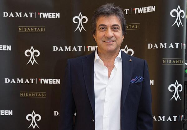 Damat-Tween-D'S markalarının kurucusu, ORKA Holding Yönetim Kurulu Başkanı Süleyman Orakçıoğlu