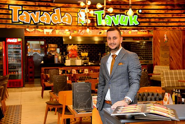 Tavada Tavuk Genel Müdürü Ozan Kıran
