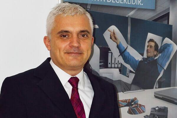 Kyocera Bilgitaş İş Geliştirme ve Pazarlama Direktörü Türkay Terzigil