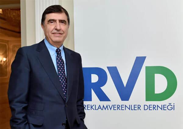 Reklamverenler Derneği Yönetim Kurulu Başkanı Ahmet Pura