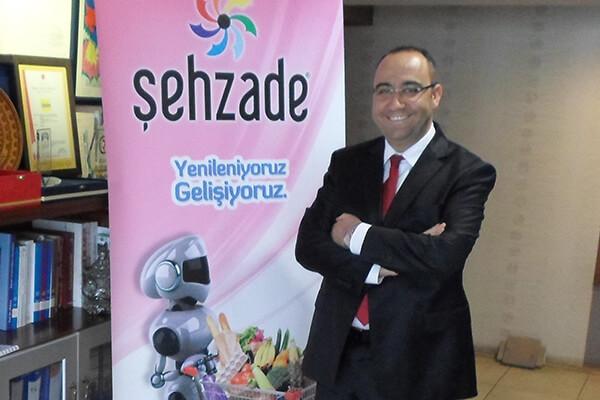 Şehzade Market Yönetim Kurulu Başkanı Selahattin Kılıç