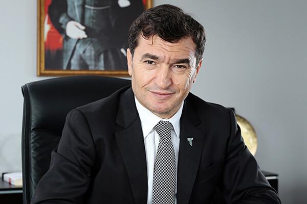 İstanbul Mobilya, Kağıt ve Orman Ürünleri İhracatçıları Birliği Başkanı Ahmet Güleç