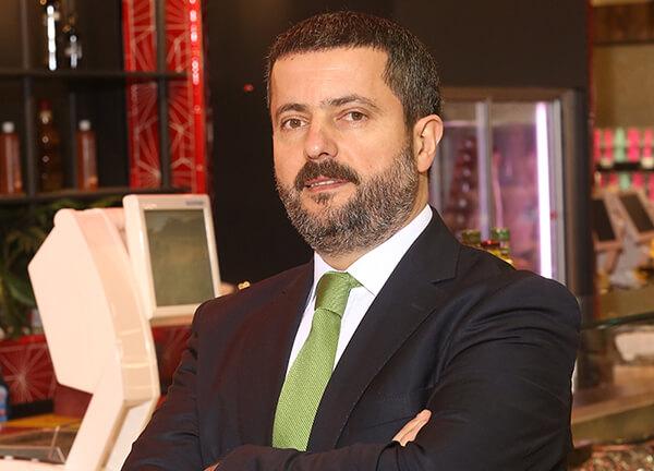 Özen Grup Yönetim Kurulu Başkan Vekili ve Özen Perakende Grup Başkanı, İstanbul PERDER Yönetim Kurulu Başkan Yardımcısı Cemal Özen