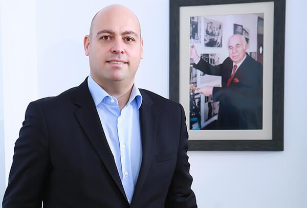 Uludağ İçecek Yönetim Kurulu Başkan Yardımcısı Ömer Kızıl