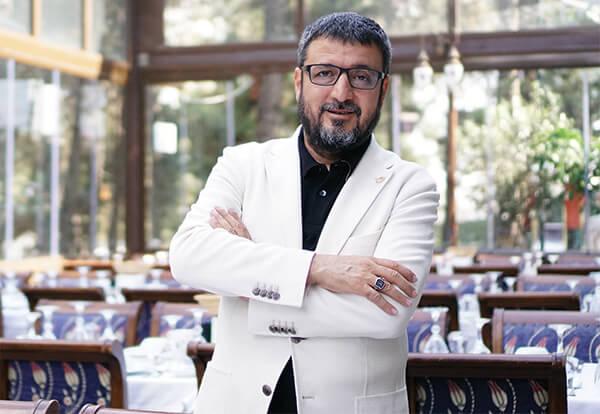 TÜRES Genel Başkanı Ramazan Bingöl
