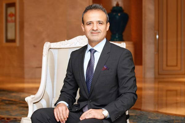Türkiye Giyim Sanayicileri Derneği Başkanı Şeref Fayat