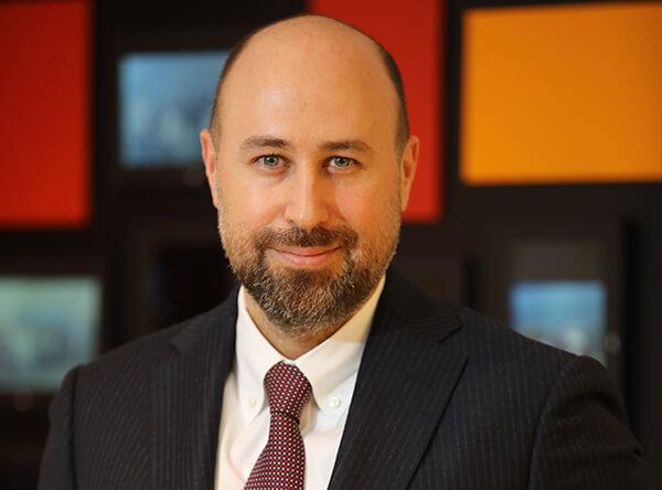 Mastercard Türkiye ve Azerbaycan Genel Müdürü Yiğit Çağlayan
