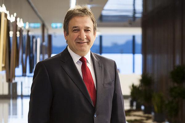 Şişecam Topluluğu Yönetim Kurulu Başkan Vekili ve Genel Müdürü Prof. Dr. Ahmet Kırman