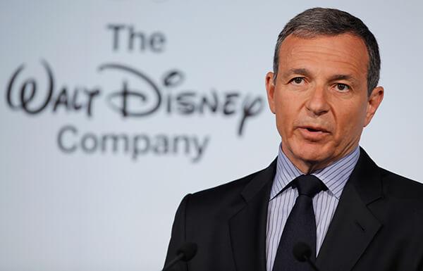 Walt Disney CEO'su Bob Iger